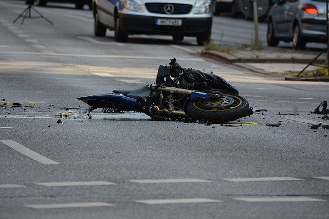 How dangerous is riding a motorcycle